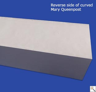 GRP Curved Crossbars