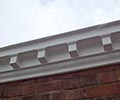 Textured Dentil Cornice Strip