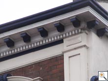 GRP Dentils and Corbels